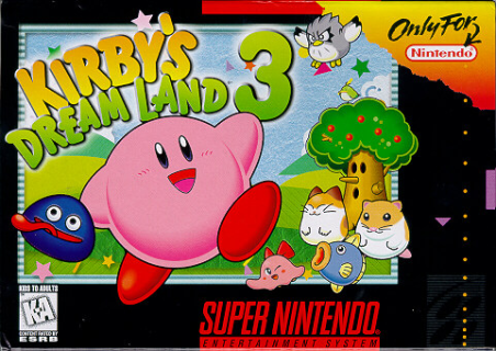 Kirby's Dream Land 3 (1)