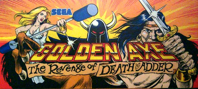 Golden Axe (1)