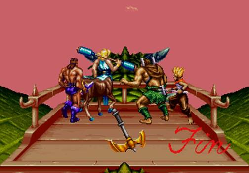 Golden Axe (2)