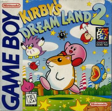 Kirby's Dream Land 2 (1)