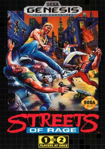 Streets of Rage (1)