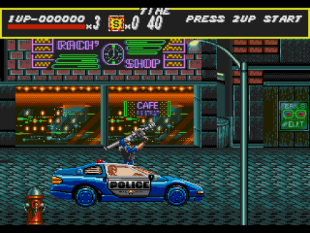 Streets of Rage (2)