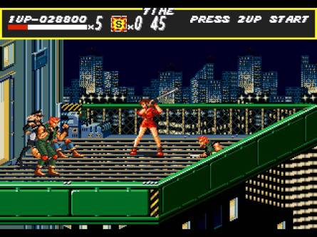 Streets of Rage (3)