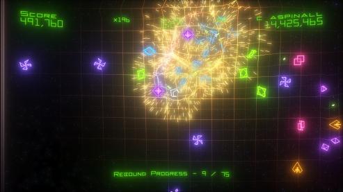 Geometry Wars 2 (2)