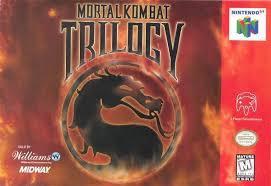 Mortal Kombat Trilogy (2)