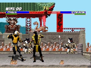 Mortal Kombat Trilogy (3)