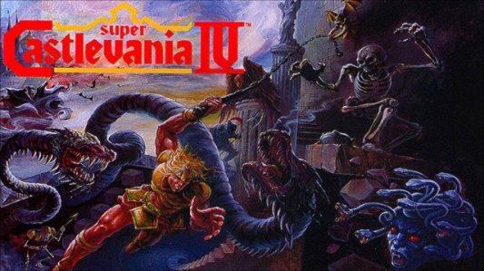 Super Castlevania 4 (1)