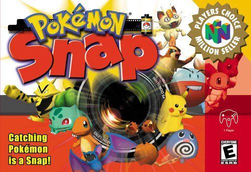 Pokemon Snap (1)