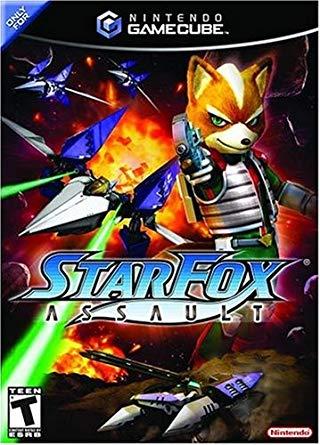 Starfox Assault (1)