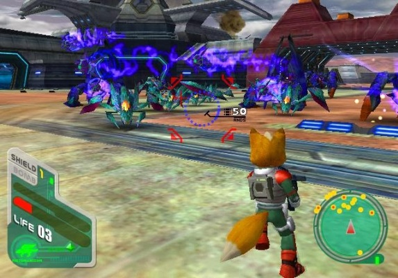 Starfox Assault (5)