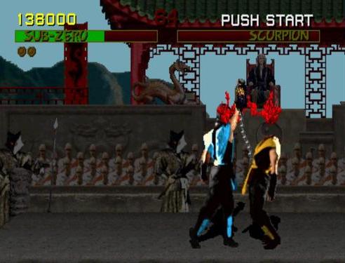 Mortal Kombat (2)