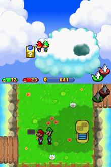 Mario Luigi Partners in Time (2)