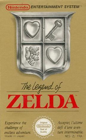 Legend of Zelda (1)