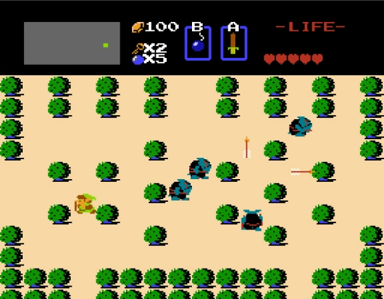 Legend of Zelda (4)