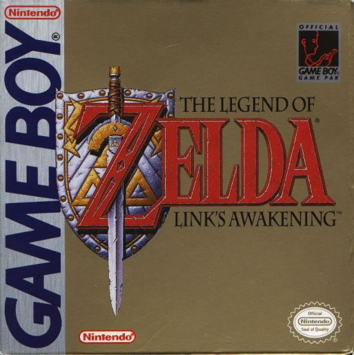 Links Awakening(5)