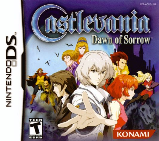 Castlevania Dawn (5)