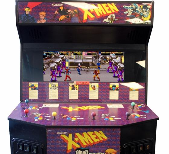 Xmen Arcade (1)