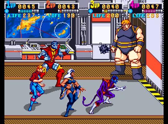 Xmen Arcade (2)