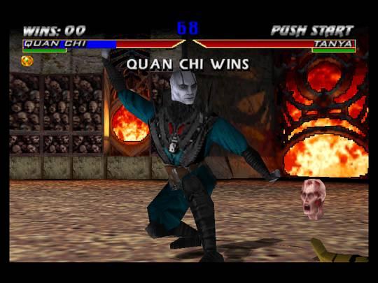 Mortal Kombat 4 (2)