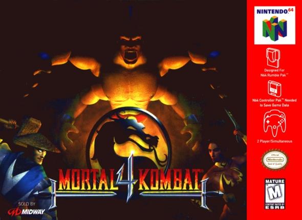 Mortal Kombat 4 (4)