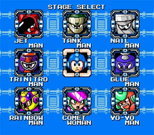 Mega Man Unlimited(1)