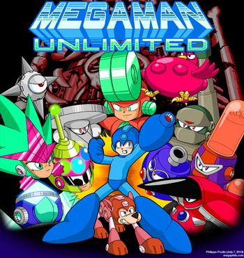 Mega Man Unlimited(2)