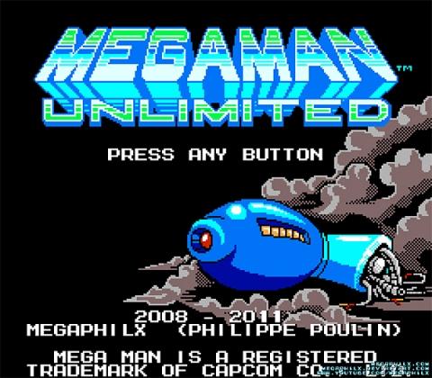 Mega Man Unlimited(3)