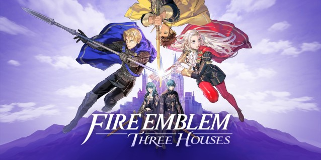 Fire Emblem Three Houses(1)