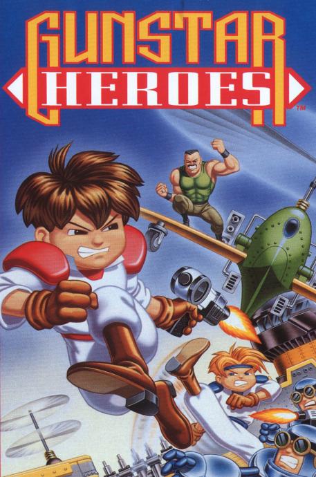 Gunstar Heroes(1)