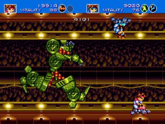 Gunstar Heroes(3)