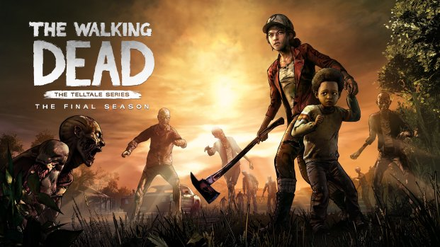 Walking Dead Final Season(1)