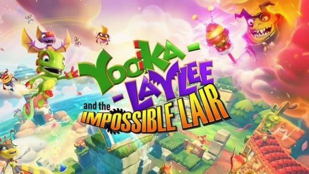 Yooka Laylee Impossible Lair(1)