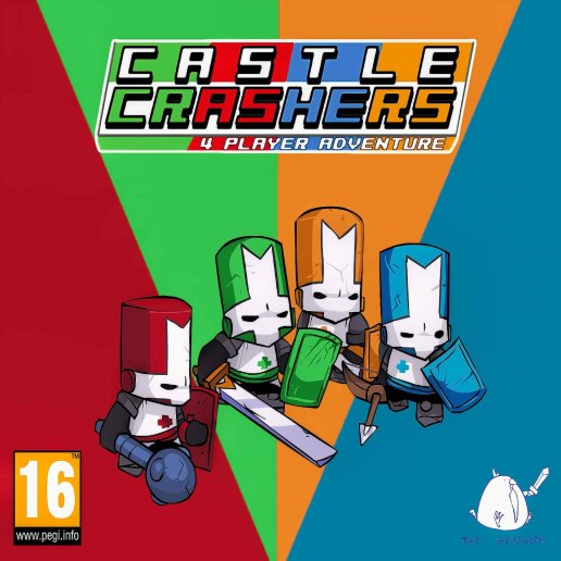 Castle Crashers(2)