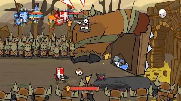 Castle Crashers(3)