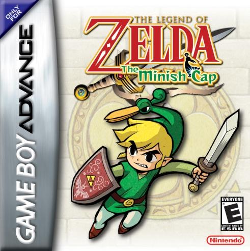 Legend of Zelda Minish Cap(1)