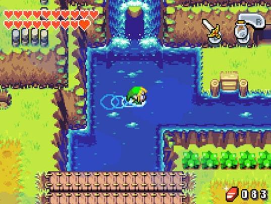 Legend of Zelda Minish Cap(3)
