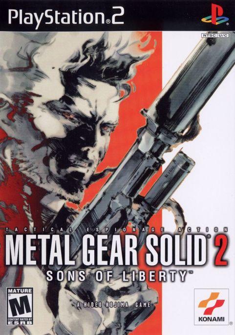 Metal Gear Solid 2(1)