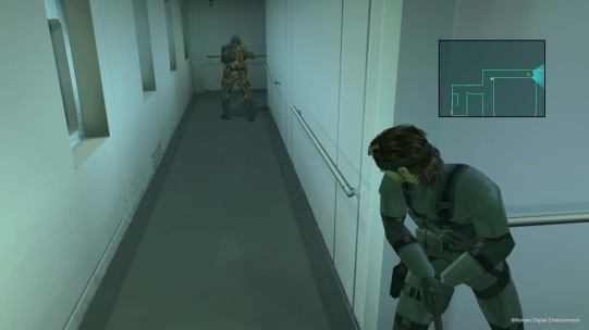 Metal Gear Solid 2(2)