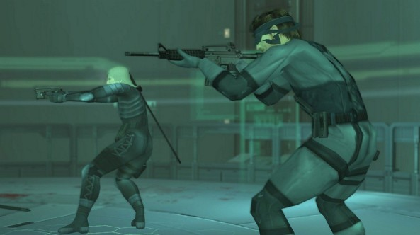 Metal Gear Solid 2(3)
