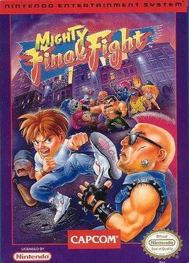 Mighty Final Fight(2)