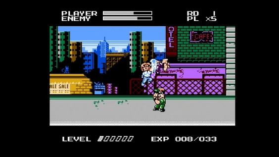 Mighty Final Fight(3)