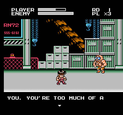 Mighty Final Fight(4)
