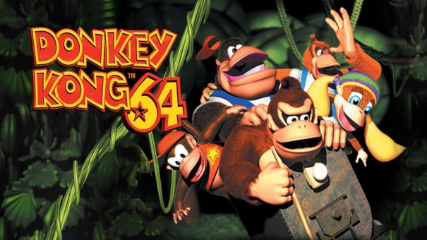 Donkey Kong 64 (1)
