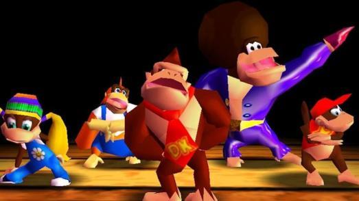 Donkey Kong 64 (2)