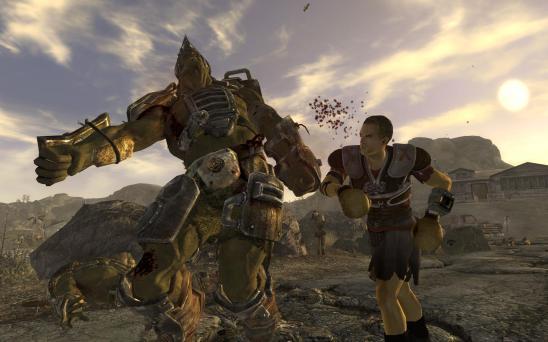 Fallout New Vegas(2)