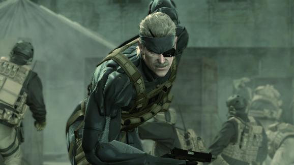 Metal Gear Solid 4(2)