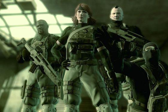 Metal Gear Solid 4(3)