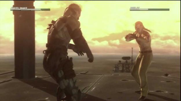 Metal Gear Solid 4(4)