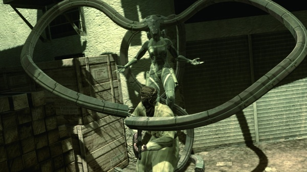 Metal Gear Solid 4(5)
